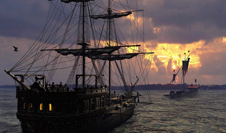 photo, корабли, sailboat, парусники, humour, drole, photos, fantasy, ships, sailboats, desktop, blog, разное,
