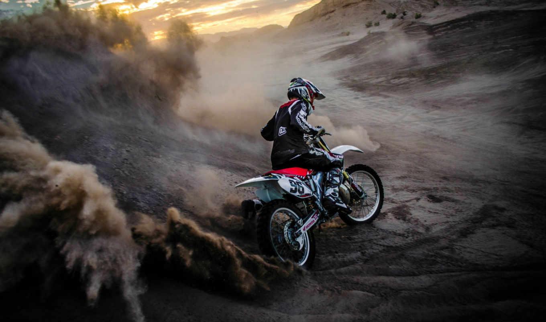спорт, мотоцикл, крос, мотоциклы, высокое, race, everything,