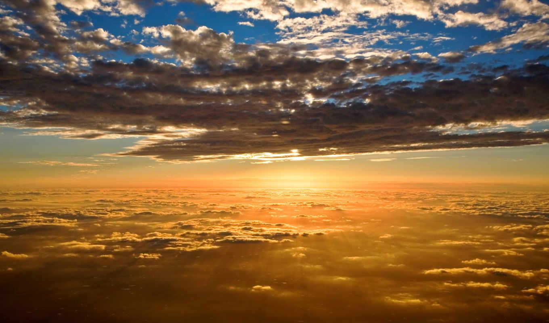 ecran, ciel, fonds, fond, choisir, pour, ashton,