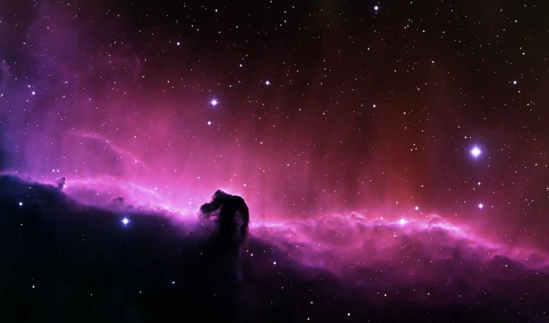туманность, звезды, конская, голова, смотрите, desktop, space, horsehead, звездное, единорога, elena, you, can, free, сияние, вселенная,