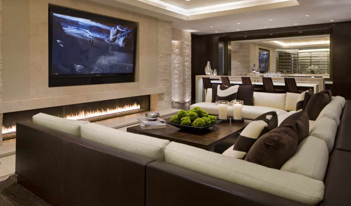 wall, tv, ideas, how, with, decorate, inspiring, room, designs, decorating,