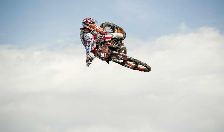 спорт, мотоцикл, прыжок, freestyle, trick, moto, tour,