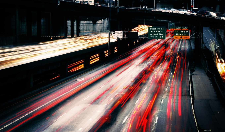 ночь, огни, мост, eti, город, канада, toronto, crazy, live,