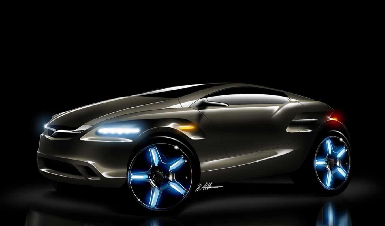 авто, prototype,