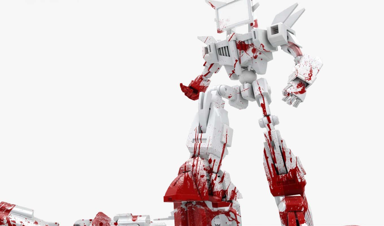 обои, роботы, робот, белый, метки, hi, апреля, дат
