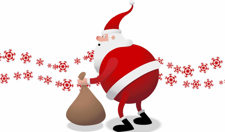 christmas, sa, картинка, мороз, дед, праздники, просмотров, nie, makeup, guide, шапка, открытки, worek,