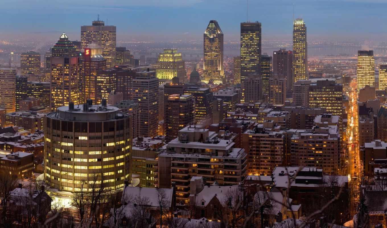 montreal, канада, город, города,