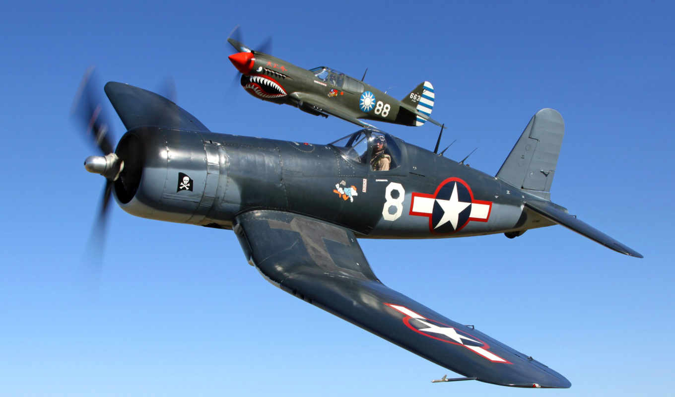 curtiss, kittyhawk, частное, zk, corsair, warhawk,