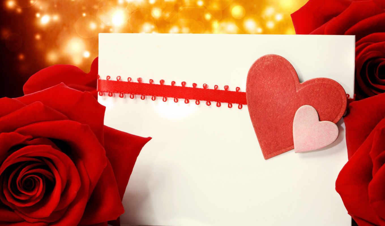 фоны, романтические, photoshop,, фотошоп, дизайна, клипарт, растровый, сердце, конверт,