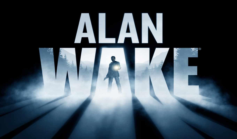 alan, wake, игры, remedy,