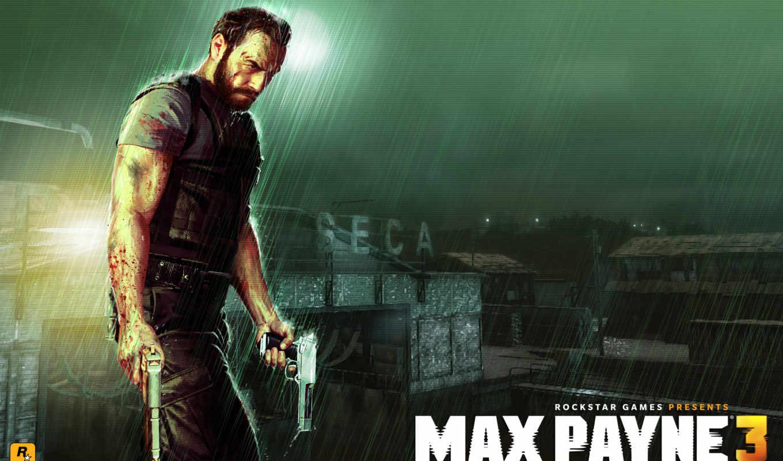 max, payne, rockstar, игры, games, пистолеты,