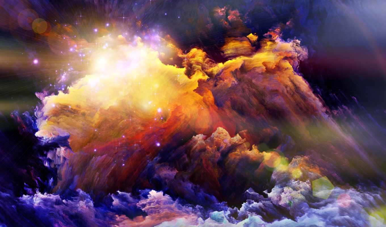 дым, яркость, краски, абстракция,