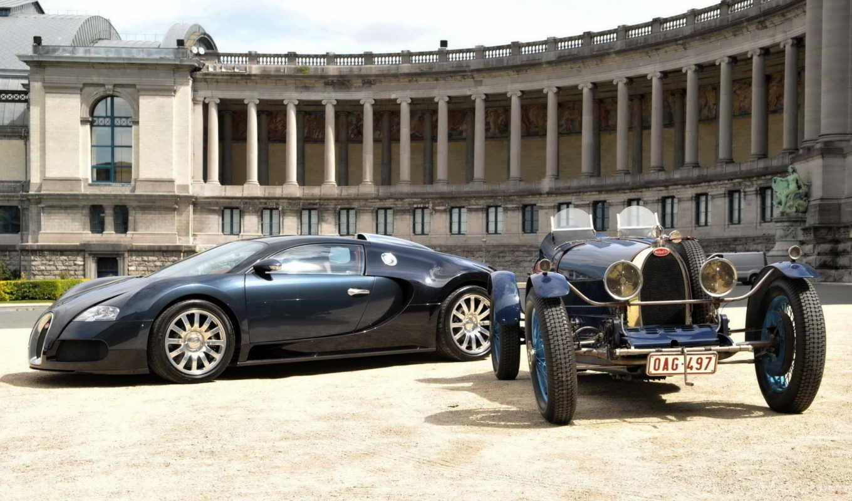bugatti, veyron, grand, prix, вид,