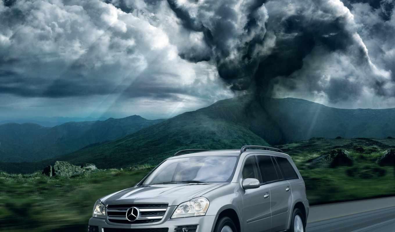 ураган, fear, каретный, количество, графика, смерчи, mercesed, небо, дорога, обязательно, буйвол,