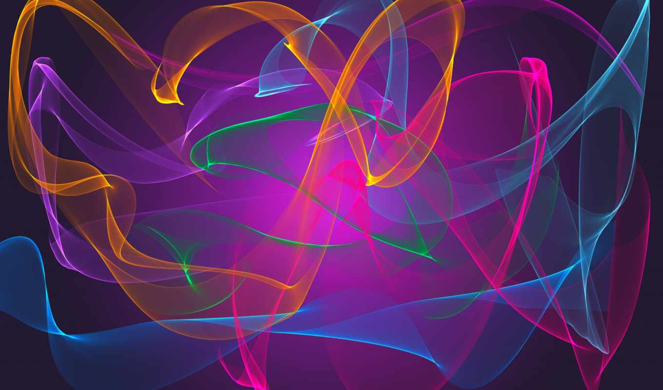 pictures, neon, тона, fractal, new, free, abstract, photos,