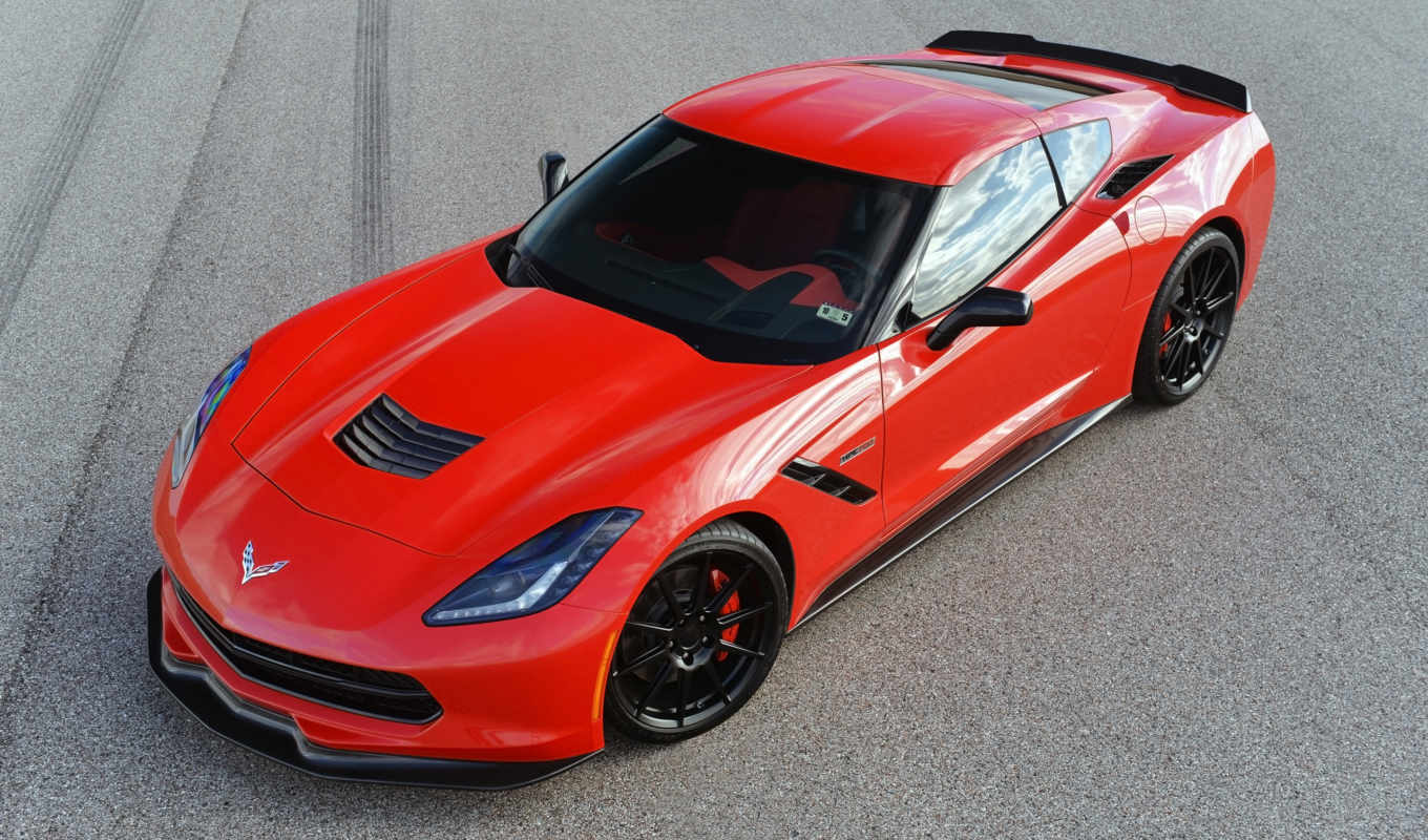 hennessey, corvette, stingray, hpe, twin, turbo, chevrolet, февр, performance,