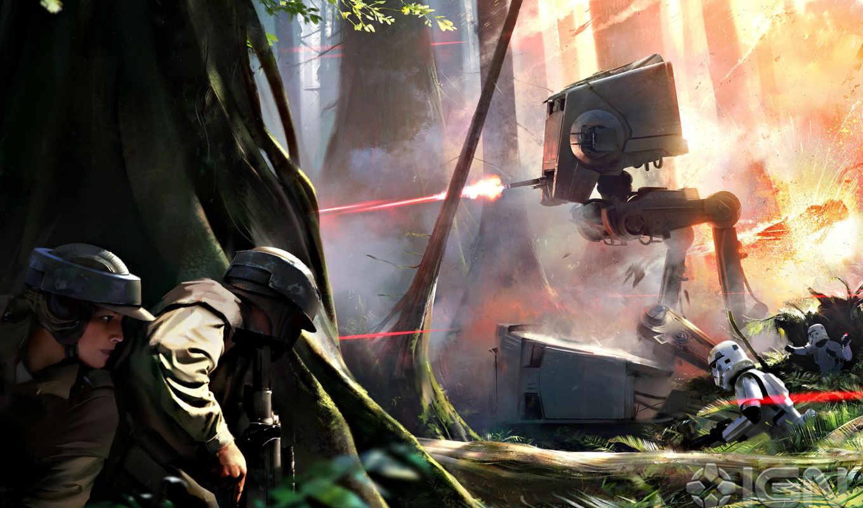 battlefront, star, wars, art, concept, arts, игры, electronic,