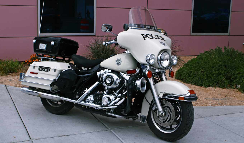 harley, davidson, police, bike, харли, мотоцикл,