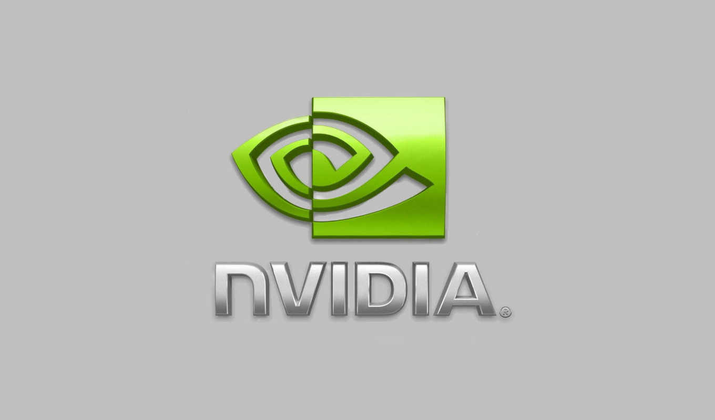 nvidia, logo, desktop