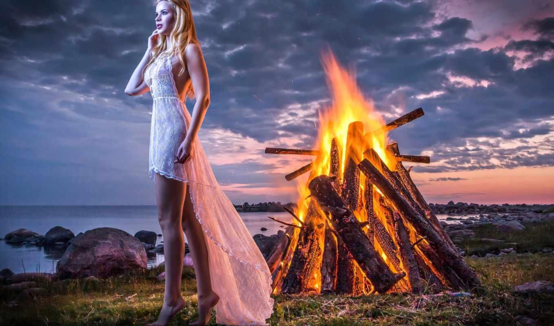 огонь, los, fuego, que, del, коллекция, humanos,