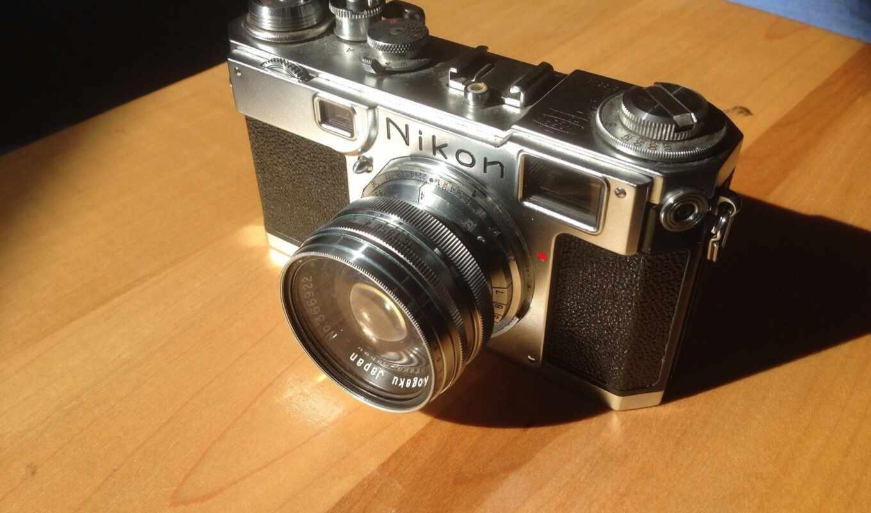 объектив, фотоаппарат, instrument, optical, ан