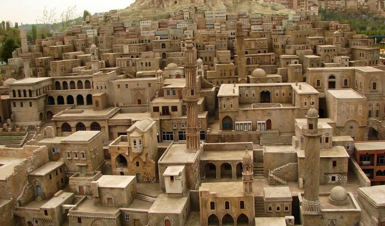 mardin, стамбул, stone, турция, город,