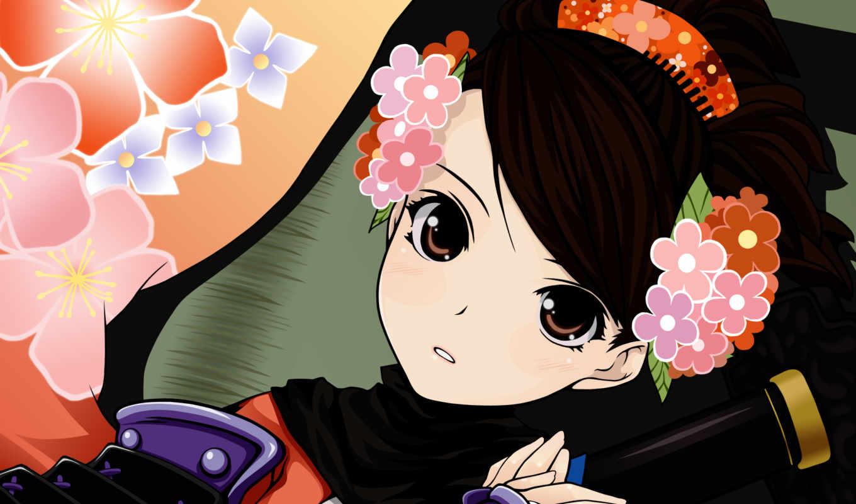 muramasa, momohime, oboro, anime, games, tags,