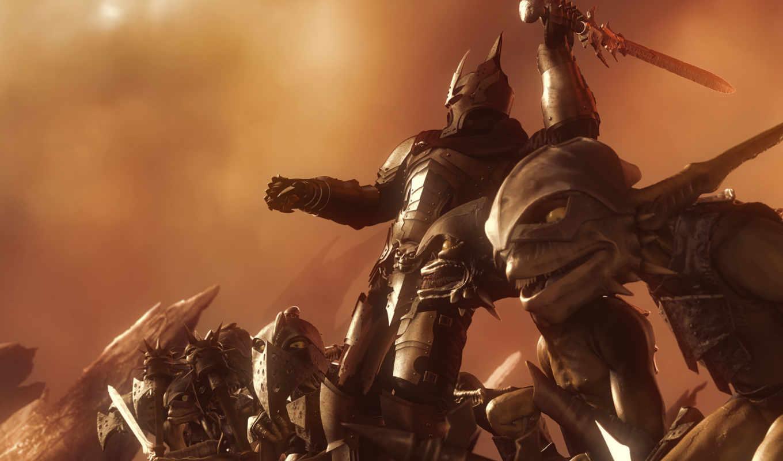 overlord, games, игры, photo, game, image, monstr, chudovishe, fyеntezi, прислужников, ведет, властелин, oboi, fantastika,