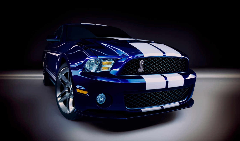 ford, самые, машины, автомобили, рисунки, mustang,