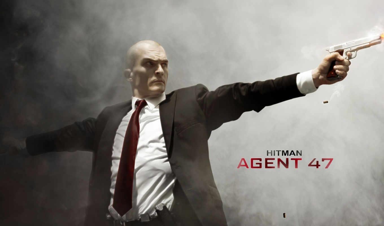 hitman, агент, хитмэн, игры, rupert, video, друг,