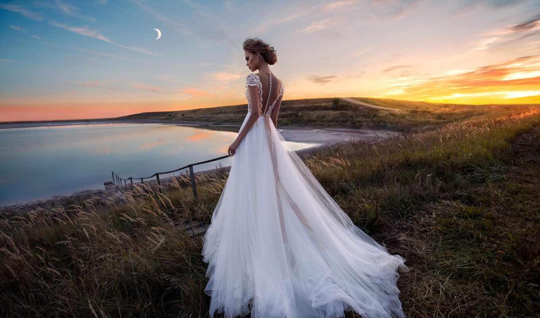 невеста, платье, svadebnyi, спать, поле, трава, dream, белый, сонник, свадебный