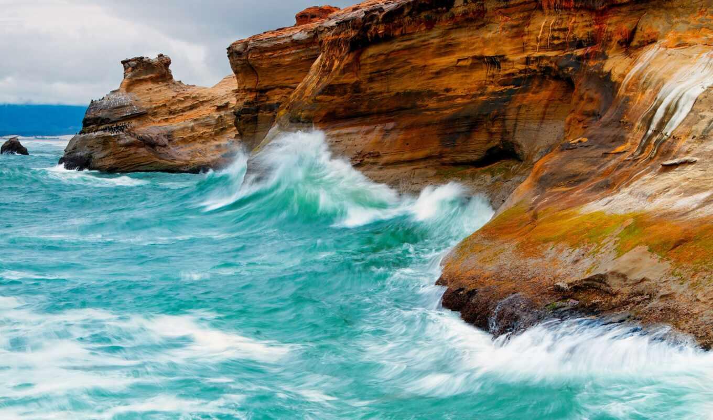 surf, волна, rock, marine