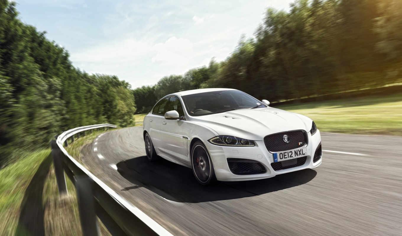 jaguar, xfr, скорость, pack, седан, характеристики,
