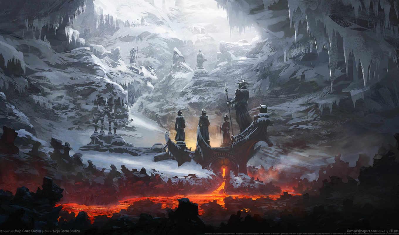снег, art, fantasy, abandoned, world, places, пользователя, cradle, deviantart,