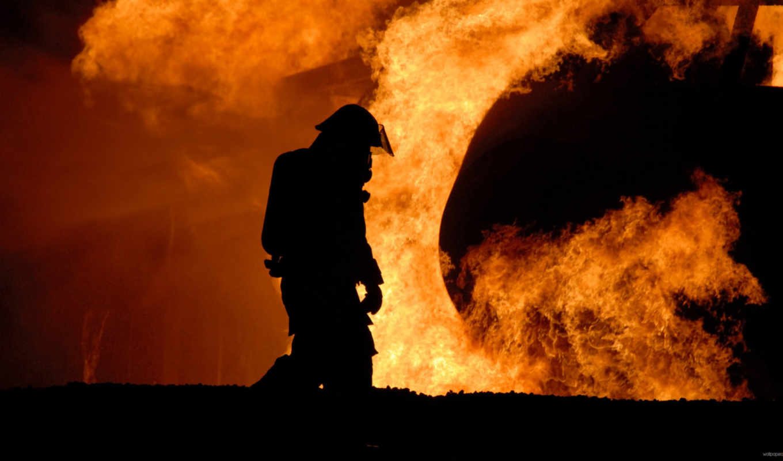 firefighter, огонь, desktop, department, free,