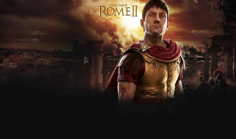 рим, war, total,