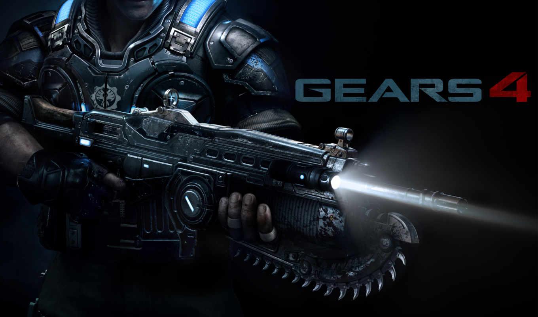 gears, war, издание, ultimate, xbox, microsoft,