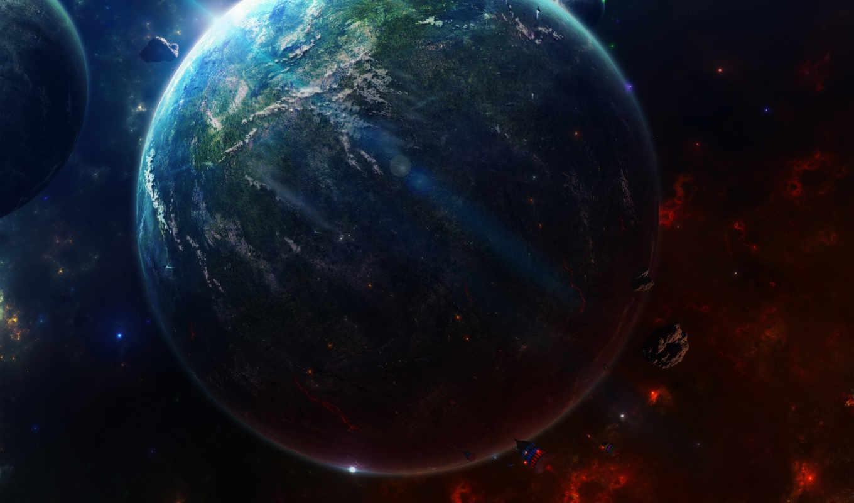 звезды, планеты, свет, спутники, астероиды, spaceships, space, цивилизация, картинка, outer, planet,
