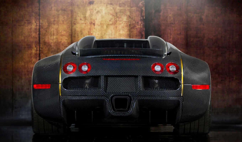 bugatti, veyron, vincero, linea, mansory, oro,