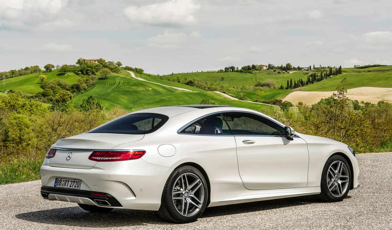 mercedes, benz, amg, coupe,