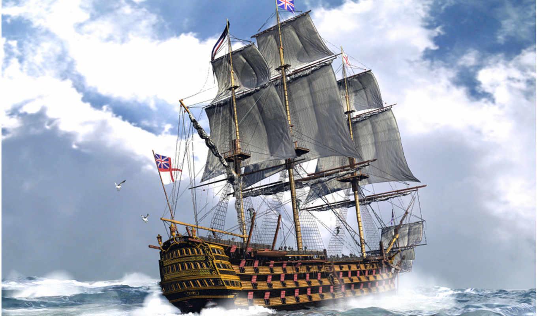 корабли, парусные, парусники, судно, korabl, главная,