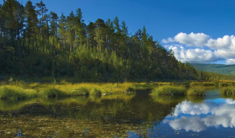 озеро, природа, коллекция, пейзажи -, desire, яndex, сибири, коллекциях, bikkla,