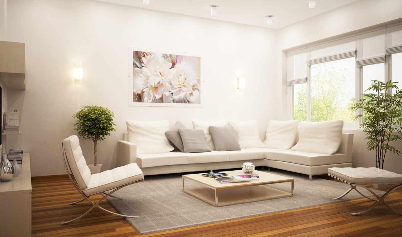 комната, design, интерьер, living, stylish, chairs, couch, hotel,