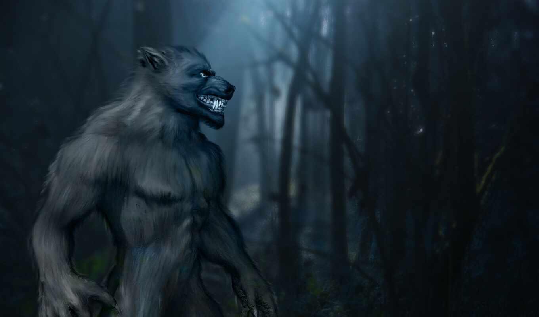 werewolf, into, апокалипсис, earthblood, поворот, lobo, hombre, monster, там, cure, chiapa
