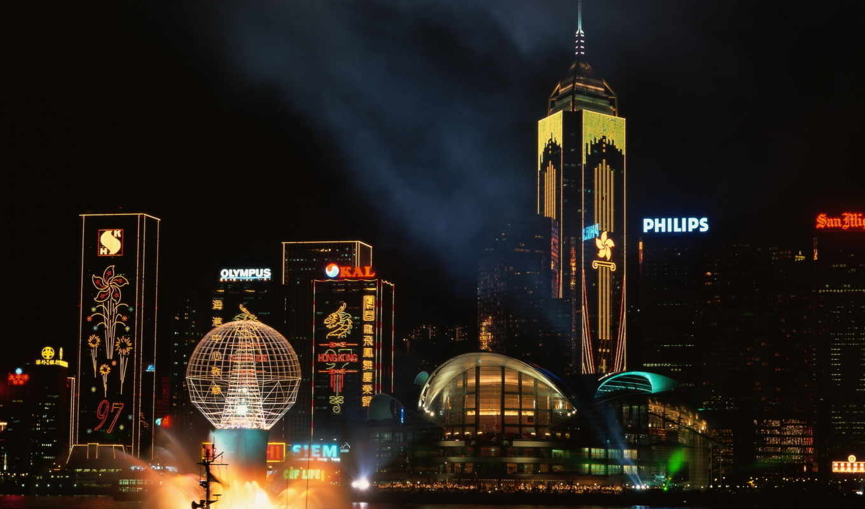 hong, kong, night, мировые, бренды, desktop, мир, view, download, город, tokyo, изображение, изображения,