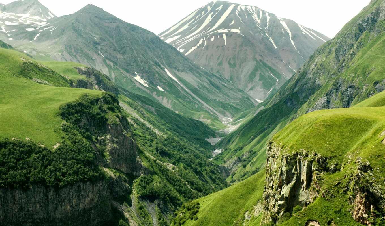 горы, зеленые, фотообои, góry, жалюзи,