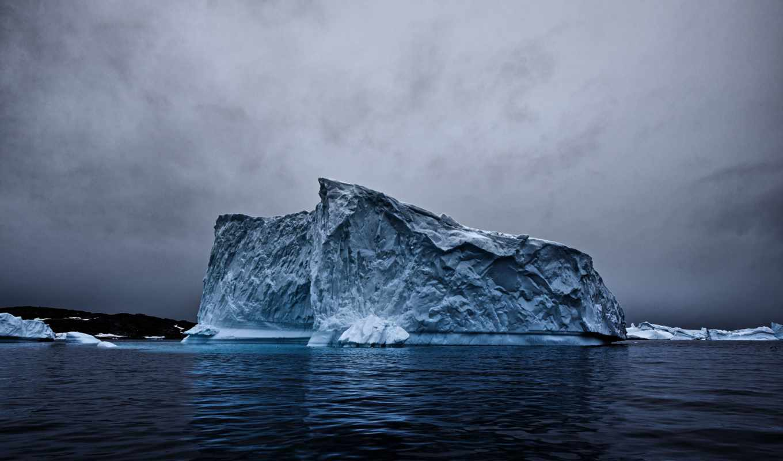 природа, winter, iceberg, glacier, картинкам, добавляем, высоком, разрешений, description,