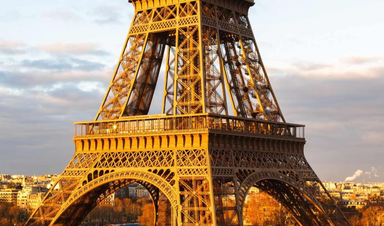 ,париж,башня,эйфелева,