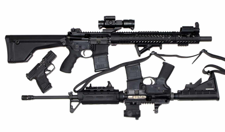 оружие, винтовка, tags, пистолет, картинкой, possible, rail, тематика, страница,