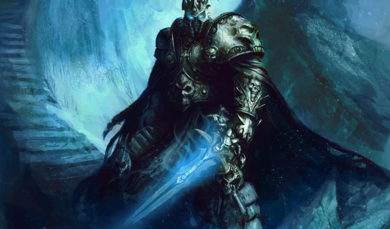 лич, king, warcraft, world, wow, arthas,